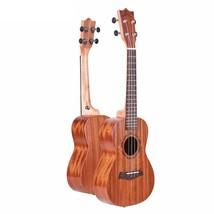 Sapele Concert Ukulele 23 inch Rosewood Fingerboard Sapele Back Side Mah... - $64.47