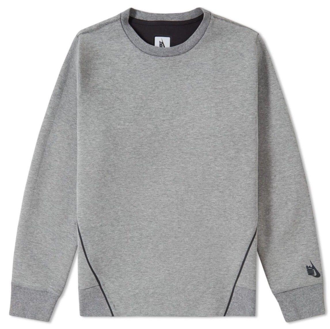904db7586 Nike Nike Lab Essentials Heather Grey Black and 50 similar items