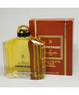 Guerlain Heritage Pour Homme Cologne 4.2 oz Eau De Toilette Splash - $299.98