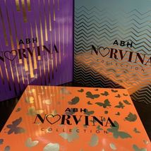NEW IN BOX ABH NORVINA COLLECTION VOLUME 2 Pro Pigment Palette  AUTUMN COLORS image 4