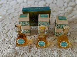 Avon Skin So Soft Fragrance Trio Bath Oils Vintage NOS - $14.54