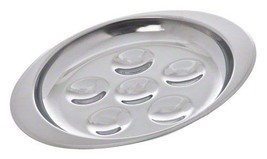 Update International (SN-PL6) 6-Hole Stainless ... - $18.78