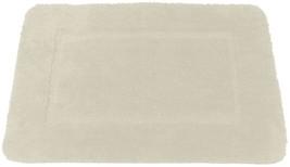 Suave Crema cashmere-feel chenilla antideslizante Alfombrilla baño alfom... - $22.18