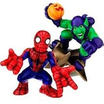 Marvel Superhero Squad Series 14 Mini 3 Inch Figure 2-Pack Spider-Man an... - $35.99