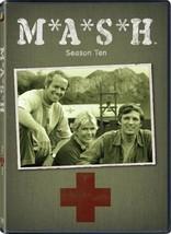MASH TV Complete Tenth Season 10 Ten Series DVD Set of Episodes Show Vol... - $27.71