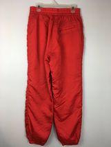 Nils Women's Red Vintage Snowsuit Ski Snow Board Pants Size 16 image 6