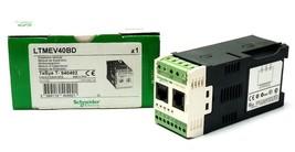 NIB SCHNEIDER LTMEV40BD EXPANSION MODULE TESYS T- 940492 24VDC LTM-EV40BD