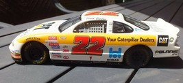 Ward Burton #22 Caterpillar 2000 Pontiac Grand Prix 1/24 Scale Diecast R... - $19.40