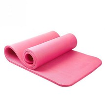 Thick Exercise Yoga Mat Pad Non-Slip Lose Weight Exercise Fitness  Gymna... - £22.80 GBP