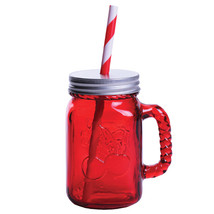 Fitz and Floyd Jolly Rancher Jolly Jar Sippee Mug in Cherry (Set of 6) - $49.99