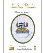 Dans ma Tasse cross stitch chart by Jardin Prive  - $7.20