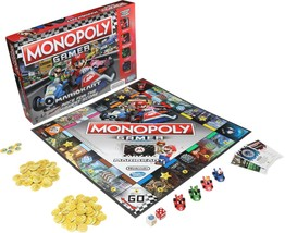 Monopoly - Gamer Mario Kart Board Game - $37.11