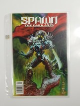 Spawn The Dark Ages #1 Ungraded, Glenn Fabry Art, Polybagged with Cardboard - $9.49