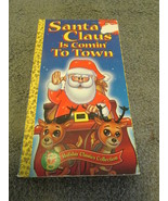 Santa Clause Is Coming To Town VHS - $6.99