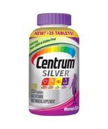 275 Tab Centrum Silver Women 50+ Multivitamin Multimineral Supplement Vi... - $14.99