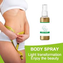 30ml Herbal Fat Loss Spray - Slimming Spray - Abdomen Weight Loss - Fast Burn image 2