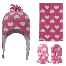 SimpliKids Boys Girls Multi-Patterned (6-24 Month|Pink White Heart Print) - $32.95