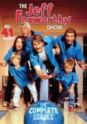 Jeff Foxworthy Show: The Complete Series DVD Set Comedy TV Show