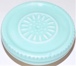 Anthropologie Chalkboard Spice Jar Replacement Lid Light Blue - $14.99