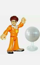 Imaginext Series 7 Disco King Dancer Ball Blind Bag Figure NEW - $7.84