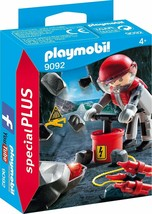 Playmobil Rock Blaster with Rubble Building Set - $7.91