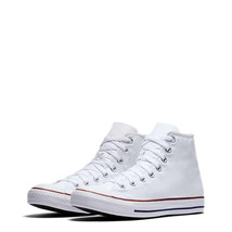 Baskets hautes Converse Chuck Taylor All Star Sneakers CTAS Blanc Homme/Femme - $79.81