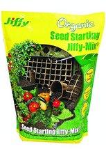 Jiffy G316 16 Quart Organic Seed Starting Jiffy-Mix - $28.93