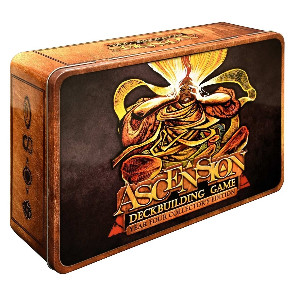 Ultra pro ascension deckbuilding game year four collector s edition