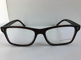 New BURBERRY B 222-F3536 55mm Tortoise Rx Eyeglasses Frame Italy #4 - $99.99