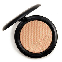 Mac Extra Dimension Skinfinish Whisper Of Gilt Metallic Gold New In Box - $40.05