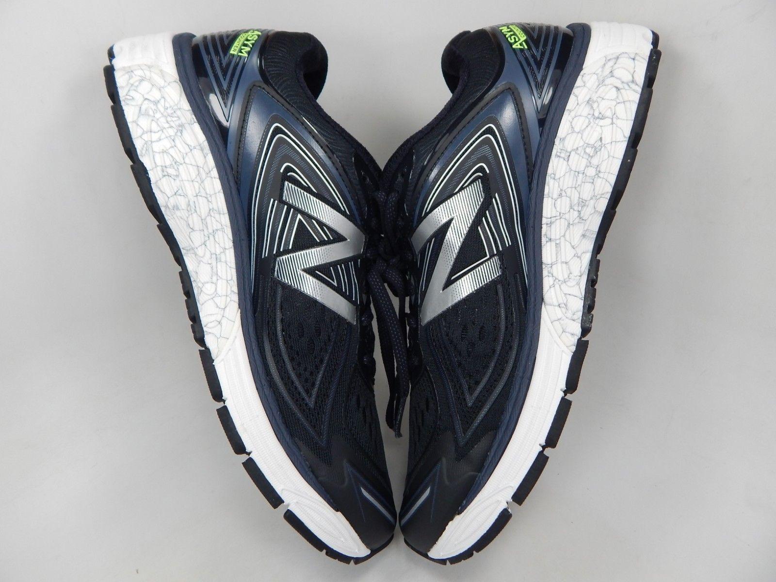 New Balance 860 v8 Size 7 2E WIDE EU 40 Men's Running Shoes Black M860BW8
