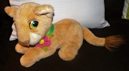 Disney Authentic THE LION KING Mattel 1993 Simba Plush Stuffed Cub - $18.32