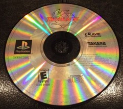 Beyblade PS1 PlayStation 1 game DISC ONLY Anime PS One Let It Rip! - $6.50