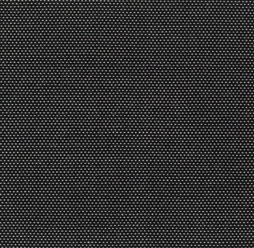 Maharam Kvadrat Basel MCM Black Wool Upholstery Fabric BTY 466214–189 AV