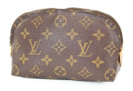 正品LOUIS VUITTON Monogram化妆品小袋包#28944B-$ 219.00