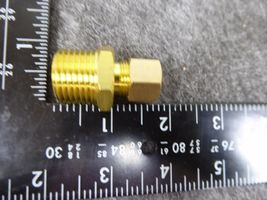 LF Adapter Fitting Brass Straight to Pipe P68-68, pack of 10 New image 3