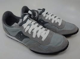 Saucony Bullet Original S1943-164 Women's Running Shoes Size 7 M (B) EU 38 Gray