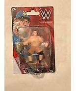 WWE John Cena Figurine Action Figure in Box Beverly Hills Teddy Bear 2016 - $0.99