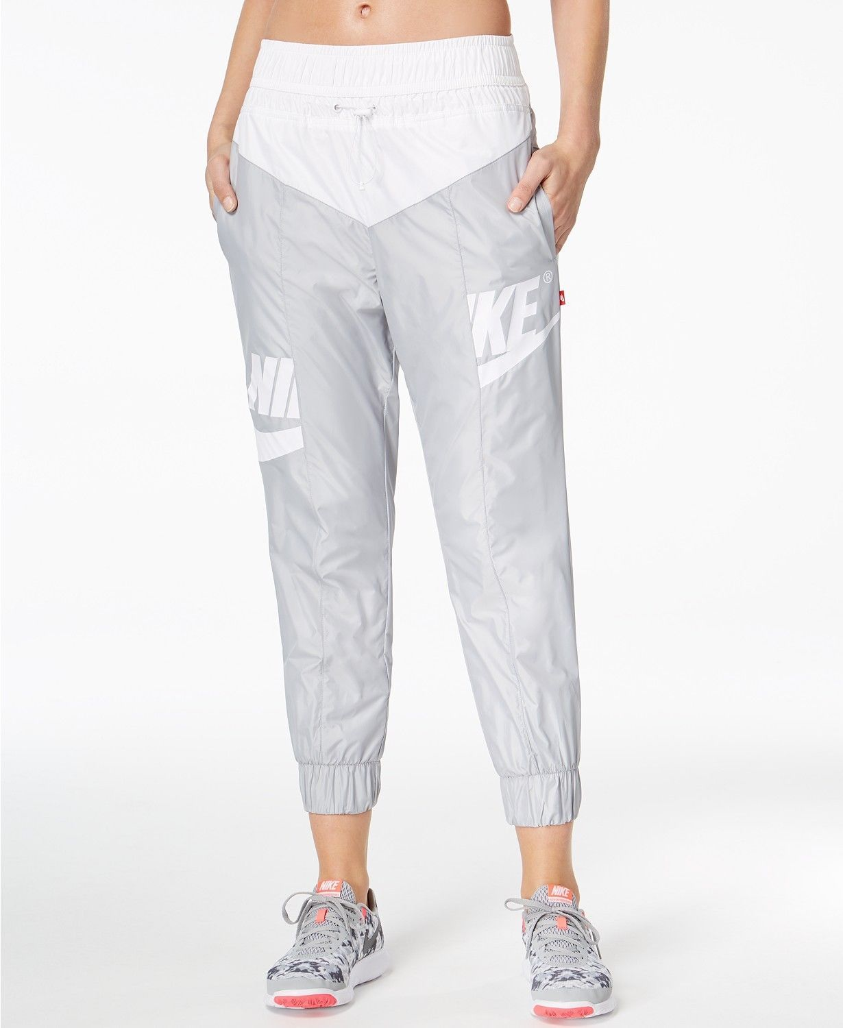 new arrival b2c1f 03559 Nike Women s Futura Colorblocked Pants and 50 similar items. S l1600