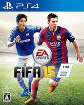 PS4 FIFA 15 Japan Import PlayStation 4 Son From japan - $59.49