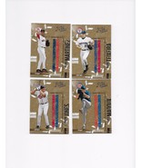2004 DONRUSS LEATHER & LUMBER -----  PICK THE CARDS - 20 FOR $1.00 - $0.99