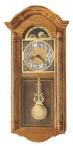 Howard Miller 620-156 (620156) Fenton Wall Clock - Golden Oak - £530.59 GBP