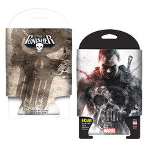 Marvel Comic's The Punisher Vigilante Extreme Huggie Can Cooler/Coozie, NEW - $6.43