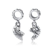 Fit Authentic Pandora Charms Bracelet Silver 925 Original Heart Shape Charm Bead - $24.90