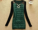 Less dress small green sexy jersey o neck winter dress with necklace 1409254883359 thumb155 crop