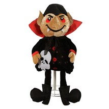 "Northlight 35"" Lighted Standing Creepy Count Dracula Vampire Halloween D... - $94.78"