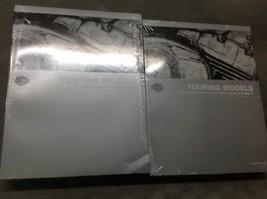 2012 Harley Davidson Touring Modelle Service Werkstatt Handbuch Set mit - $267.26