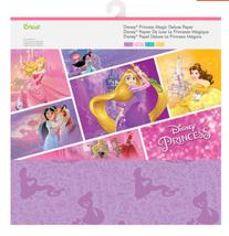 Cricut Disney Princess Magic Deluxe Paper, 12 Sheets Total. 3 of Each Design - $14.95