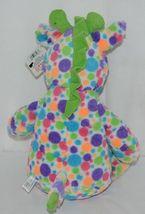 Fiesta A49886 Mod Squad 18 inch Multi Colored Polka Dots Cuddle Giraffe image 3