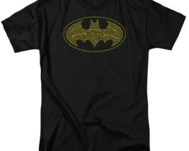 Batman DC Comics Logo Detective comics adult graphic t-shirt BM1247 image 3